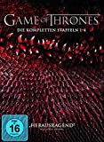 Game of Thrones - Staffel 1-4 (+Fotobuch) (Limited Edition) (exklusiv bei Amazon.de) (21 DVDs)