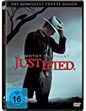 Justified - Season 5 (3 DVDs)