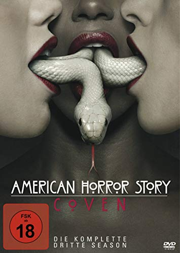 American Horror Story Staffel 3: Coven (4 DVDs)