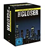 The Closer - Die komplette Serie (Limited Edition) (exklusiv bei Amazon.de) (28 DVDs)