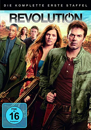 Revolution Staffel 1 (5 DVDs)