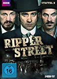 Ripper Street - Staffel 2 (3 DVDs)