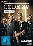 Code 37 - Staffel 1 (4 DVDs)