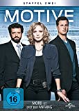 Motive - Staffel 2 (4 DVDs)