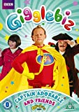 Gigglebiz - Captain Adorable And Other Stories (DVD)
