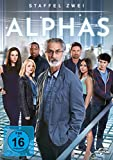 Alphas - Staffel 2 (4 DVDs)