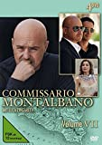Commissario Montalbano, Vol. 7 (4 DVDs)