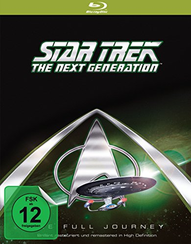 Star Trek - Next Generation Complete Box [Blu-ray]