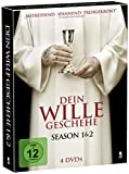 Dein Wille geschehe - Staffel 1+2 (Hardcoverbox) (4 DVDs)