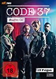 Code 37 - Staffel 2 (4 DVDs)