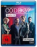 Code 37 - Staffel 2 [Blu-ray]