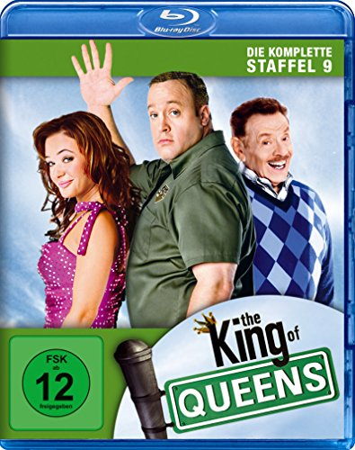 King of Queens Staffel 9 [Blu-ray]