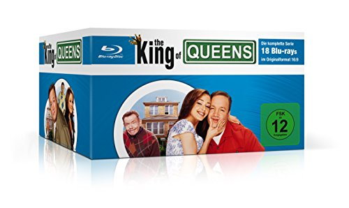 King of Queens HD Superbox [Blu-ray]