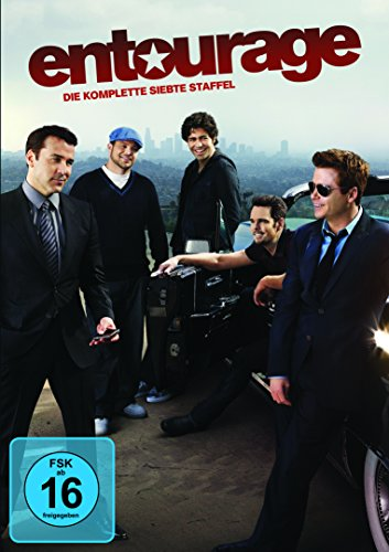 Entourage Staffel 7 (2 DVDs)
