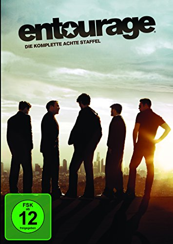 Entourage Staffel 8 (2 DVDs)