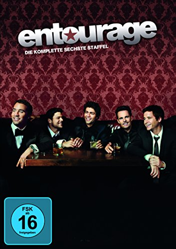 Entourage Staffel 6 (2 DVDs)