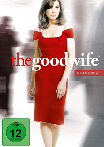 The Good Wife Staffel 4.1 (3 DVDs)