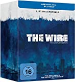 The Wire - Die komplette Serie (Limited Edition) (exklusiv bei Amazon.de) [Blu-ray]