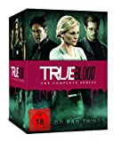 True Blood - Komplettbox Staffel 1-7 (Limited Edition) (exklusiv bei Amazon.de) (33 DVDs)