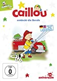 32 - Caillou entdeckt die Berufe