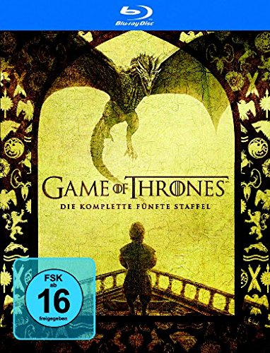 Game of Thrones Staffel 5 [Blu-ray]