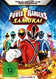Power Rangers Samurai - Vol. 4: The Clash of the Red Rangers