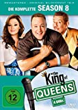 King of Queens - Staffel 8 (Remastered) (4 DVDs)