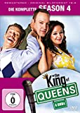King of Queens - Staffel 4 (Remastered) (4 DVDs)
