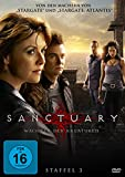 Sanctuary - Wächter der Kreaturen: Staffel 3 (6 DVDs)