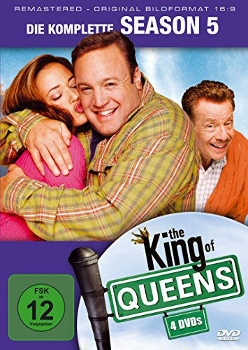 King of Queens Staffel 5 (Remastered) (4 DVDs)