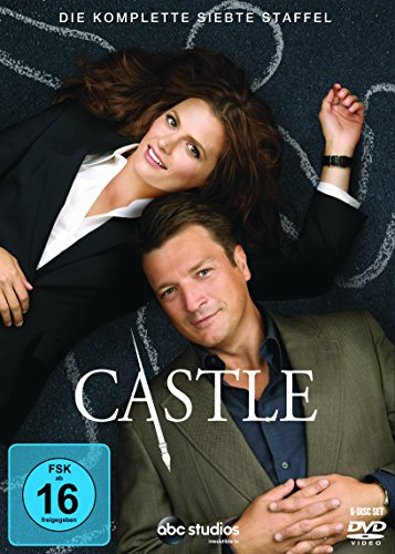 Castle Staffel 7 (6 DVDs)
