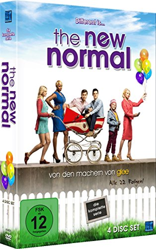 The New Normal Staffel 1 (4 DVDs)