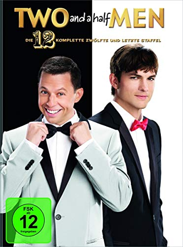 Two and a Half Men Staffel 12 (2 DVDs)