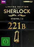 Sherlock - Staffel 1-3 (Limited Edition) (exklusiv bei Amazon.de) (7 DVDs)