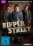 Ripper Street - Staffel 1+2 Boxset (Limited Edition) (6 DVDs)