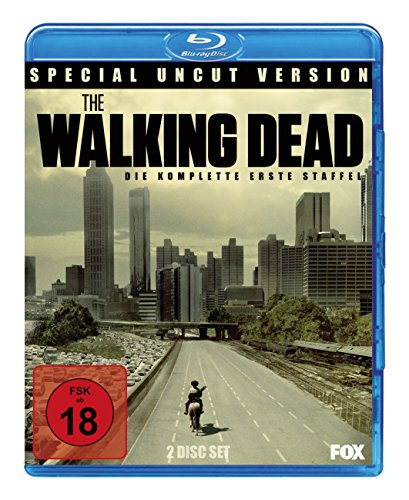 The Walking Dead Staffel 1 (Special Uncut Version) (Limited Edition) [Blu-ray]