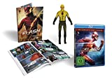 The Flash - Staffel 1 (inkl. Comicbuch + Figur) (exklusiv bei Amazon.de) [Blu-ray]