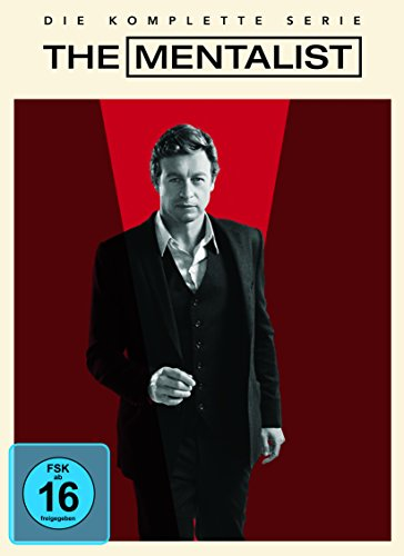 The Mentalist Komplettbox (Limited Edition) (exklusiv bei Amazon.de)
