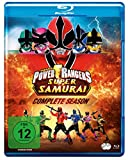 Power Rangers Super Samurai - Complete Season [Blu-ray]