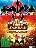 Power Rangers Samurai - Complete Season (3 DVDs)