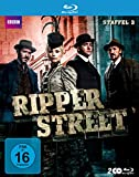 Ripper Street - Staffel 3 [Blu-ray]