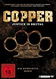 Copper - Justice is Brutal: Die komplette Serie (7 DVDs)