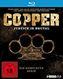 Copper - Justice is Brutal: Die komplette Serie [Blu-ray]