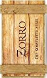 Zorro - Die komplette Serie (Limited Holzbox Edition) (14 DVDs)