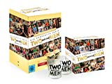 Two and a Half Men - Komplettbox (Limited Edition inkl. 2 Whiskey Gläser) (exklusiv bei Amazon.de) (40 DVDs)