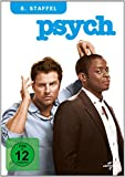 Psych - Staffel 8 (4 DVDs)