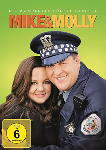 Mike & Molly Staffel 5 (3 DVDs)