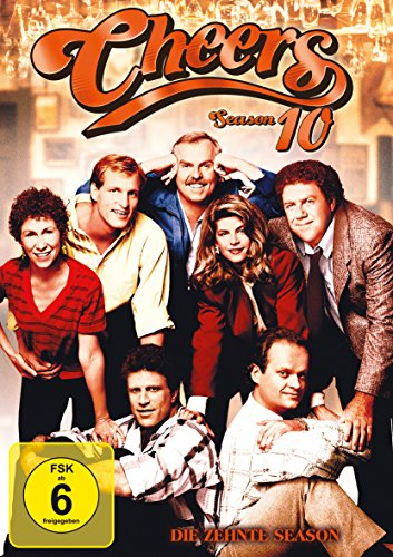 Cheers Season 10 (4 DVDs)