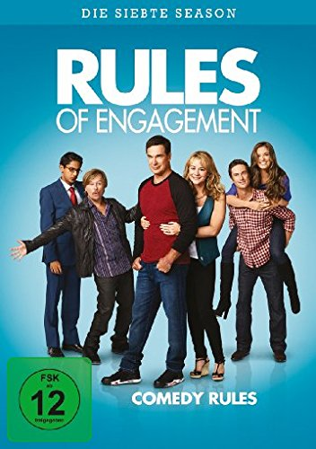 Rules of Engagement Season 7 (2 DVDs)