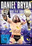 WWE - Daniel Bryan: Just Say Yes! Yes! Yes! (3 DVDs)